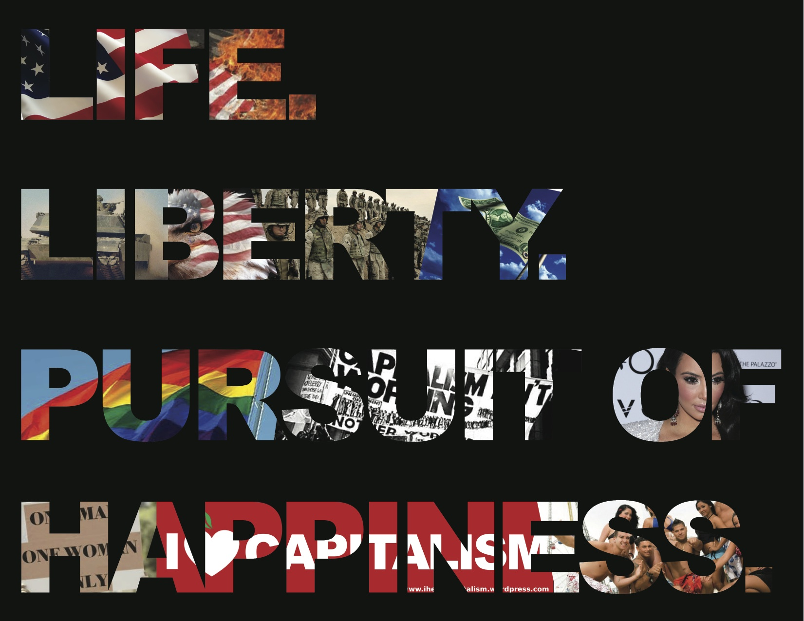 "life liberty and the pursuit of happiness in the declaration of independence 195 the origins of the pursuit of happiness carli n conklin a bstract scholars have long struggled to define the meaning of the phrase ""the."