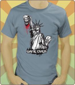 Bin Laden shirt