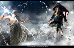 ben_franklin_vs__zeus_by_sharpwriter-d4hjp6a