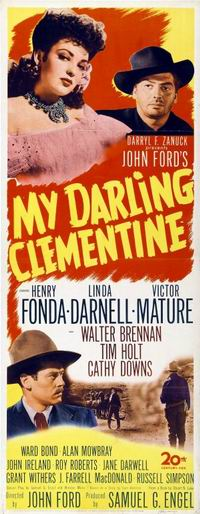 Masculinity in My Darling Clementine