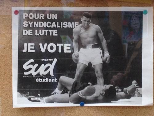 Ali in France
