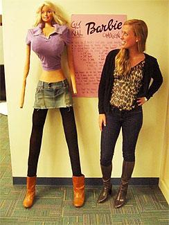 Life Size Barbie