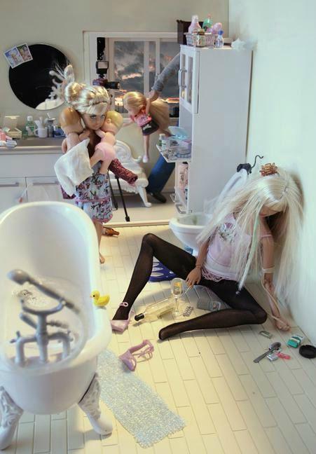 The Darker Side of Barbie