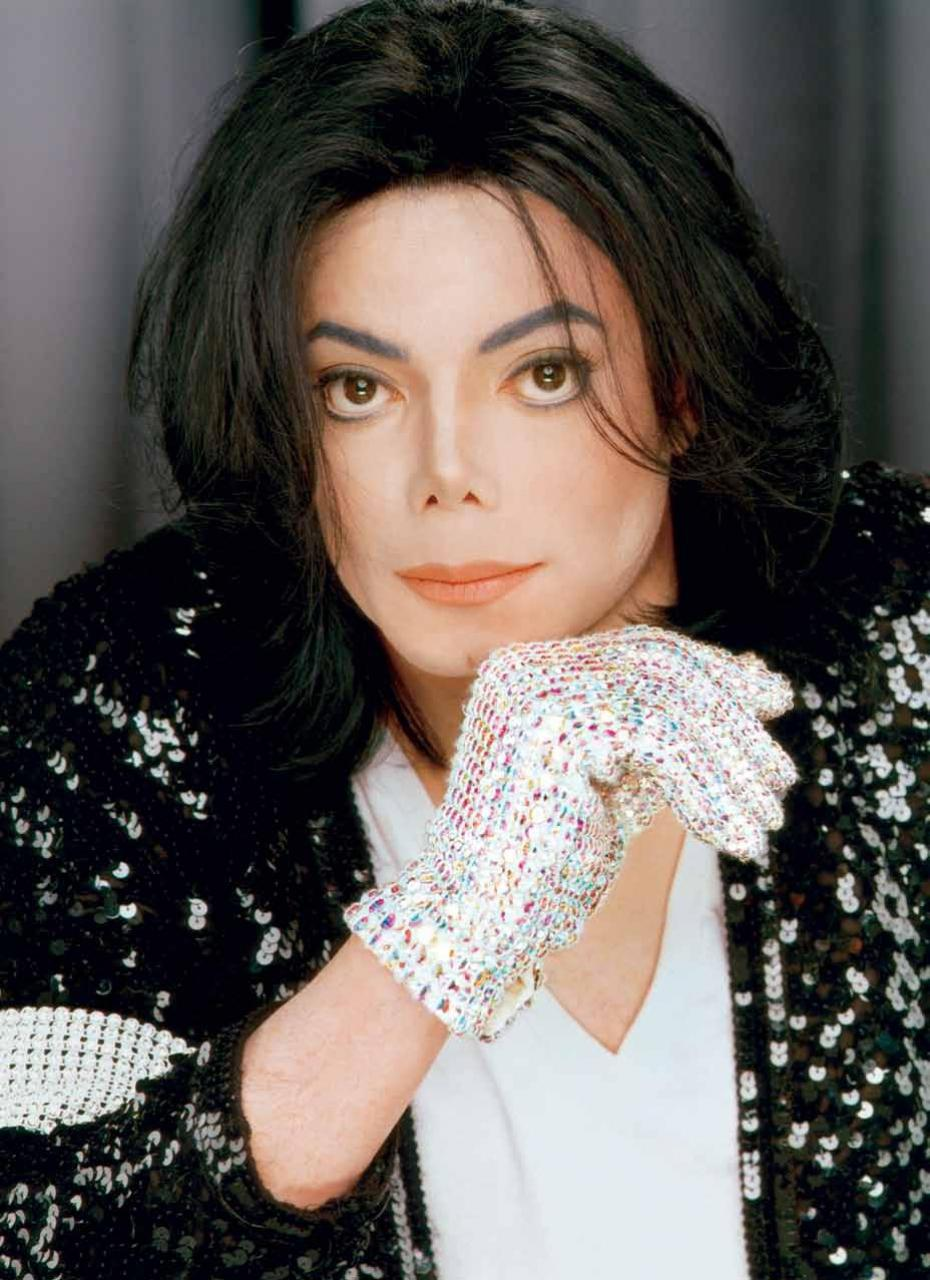 Michael Jackson (by Cyndelle SCHIERER)   AmericanIconsTemple
